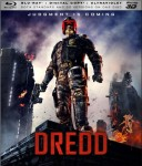 dredd 3d on blu ray dvd