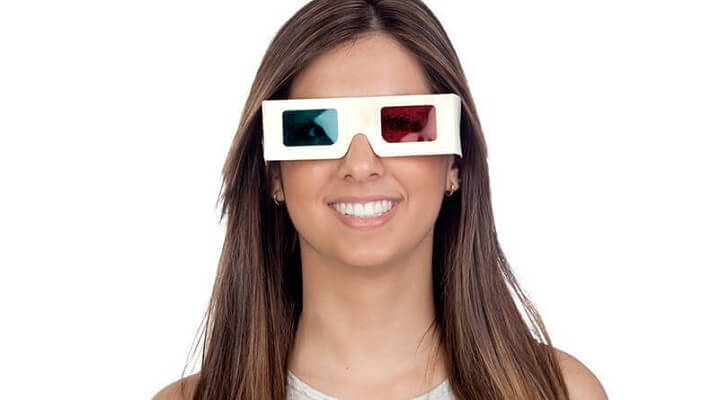 cheap 3d glasses