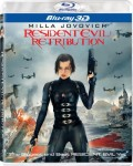 best 3d movies effects on blu ray resident evil